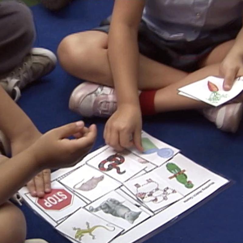 Phonemic_Awareness on Reading Test For Kindergarten