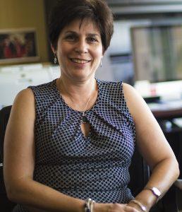 Pictured here is Dr. Karen Mundy, CIDE Co-Director until 2012