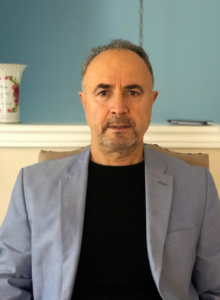 Pictured here is Dr. Sarfaroz Niyozov, CIDE Co-Director from 2012-2014