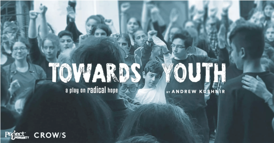 Towards Youth banner