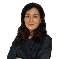 Head shot of Dr. Isabelle Kim