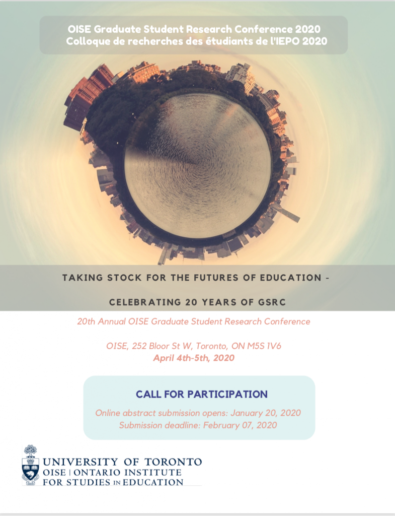 Call for Contributions Deadline