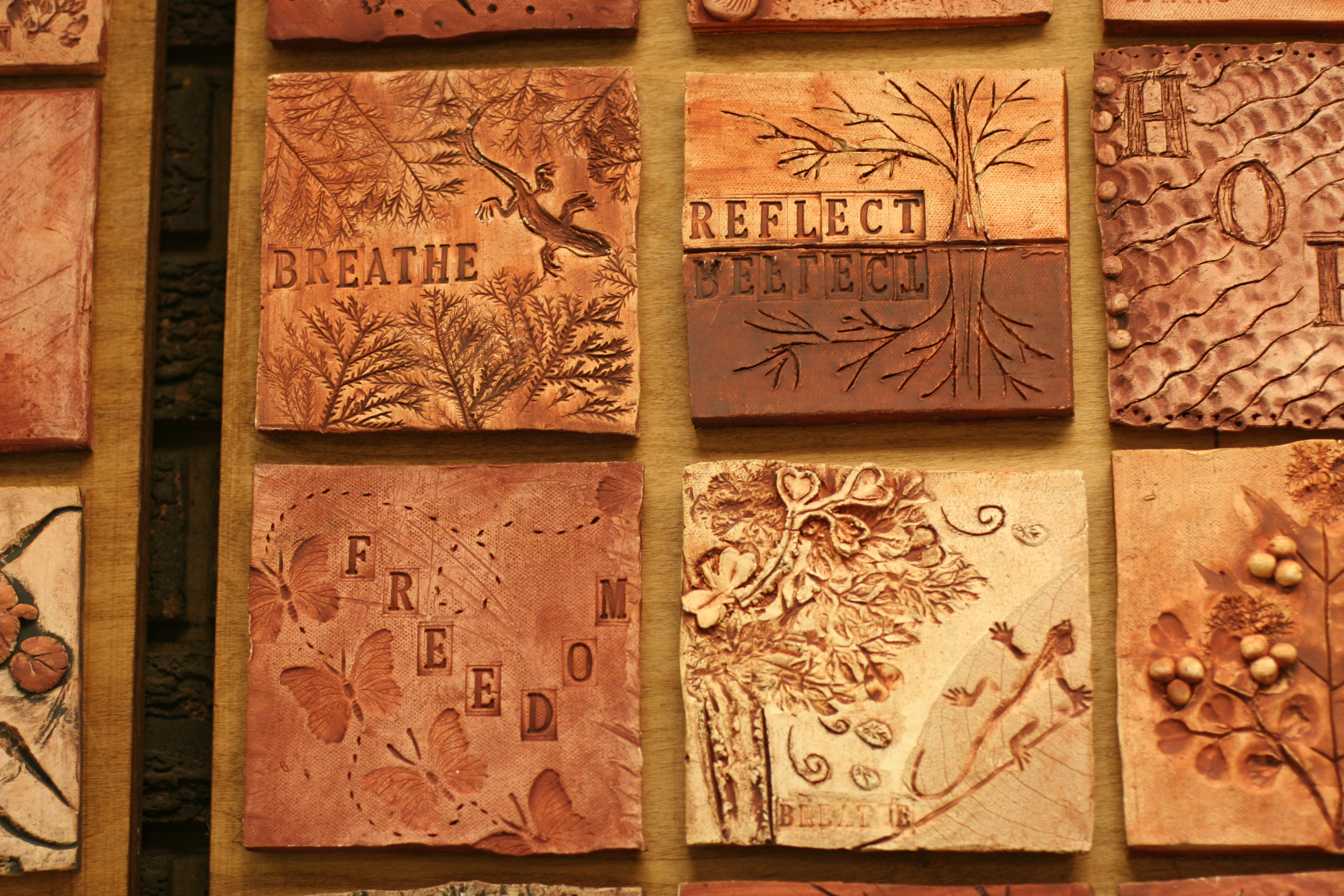 Ese ceramic tiles environmental and sustainability education art2 art3 art4 art5 dailygadgetfo Choice Image