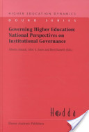 Higher Education Governance Book Cover