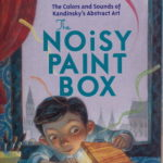 Book Cover: The Noisy Paint Box