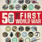 Book Cover: 50 Things You Should Know about the First World War