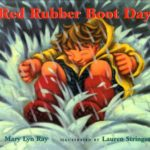 Book Cover: Red Rubber Boot Day