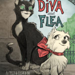 Book Cover: Story of Diva and Flea
