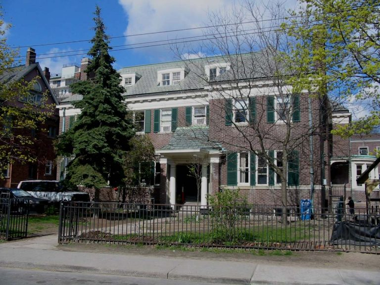Leighton G. McCarthy House opens its doors to the community