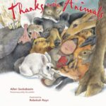 Book Cover: Thanks to the Animals