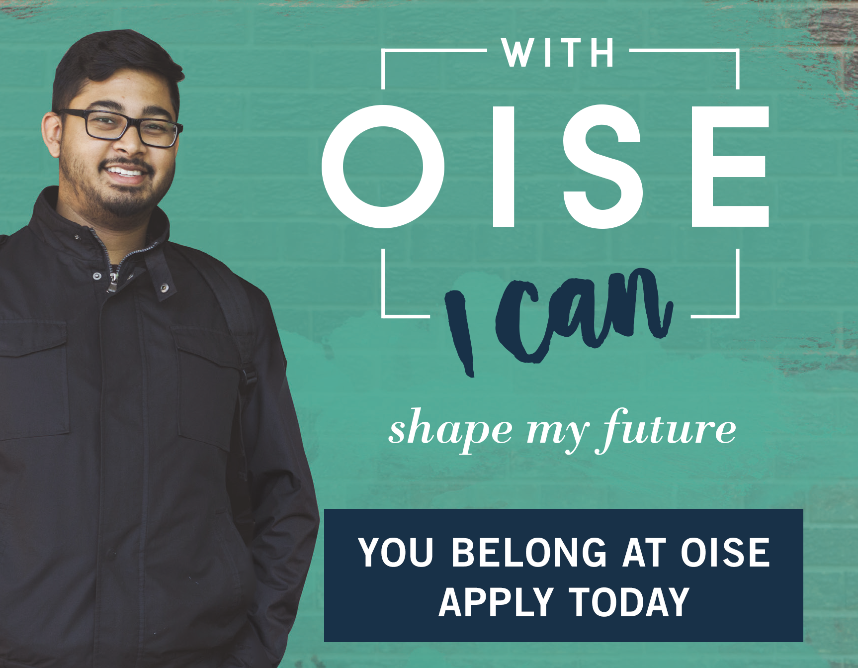 Apply to the Ontario Institute for Studies in Education