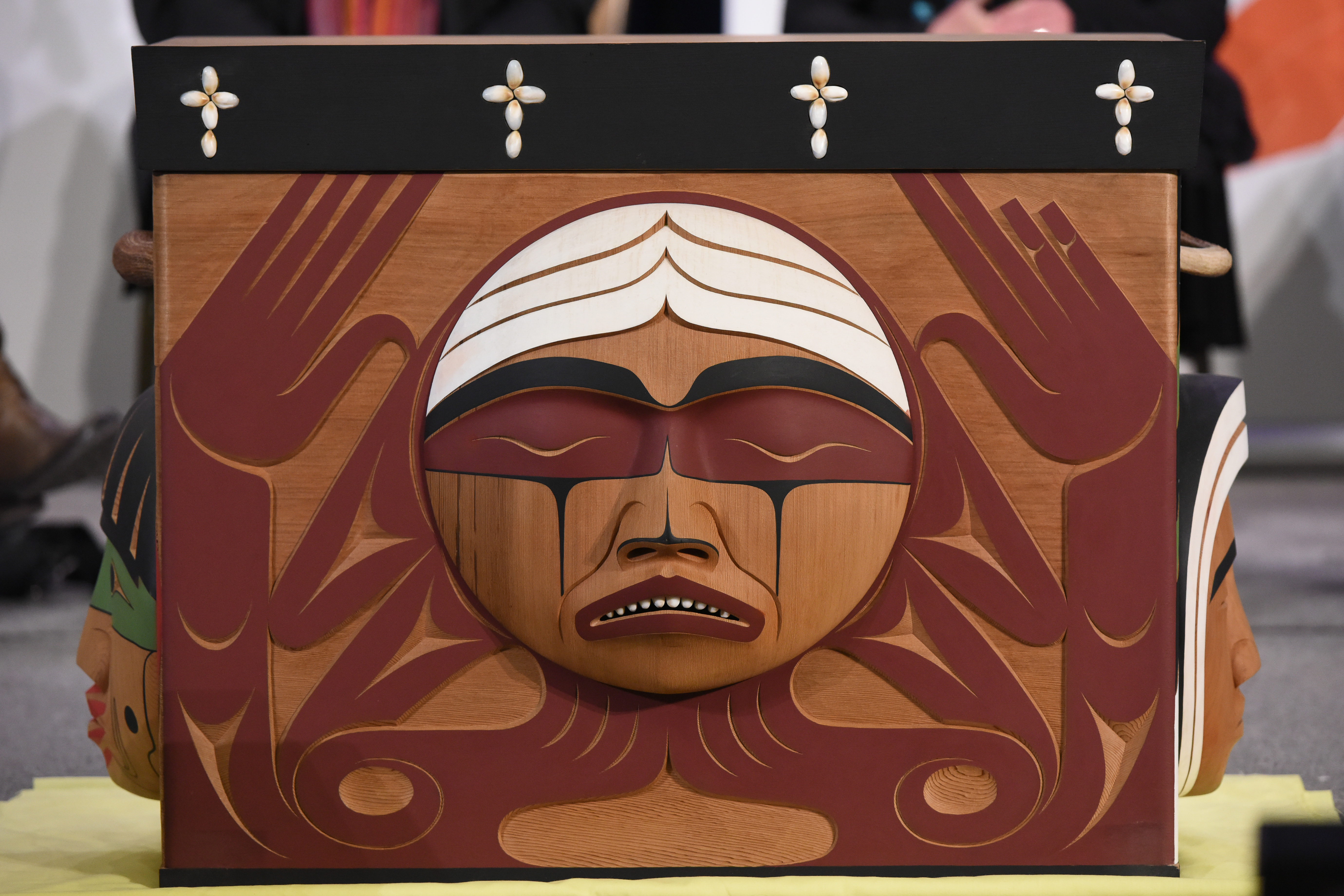 The TRC Bentwood Box