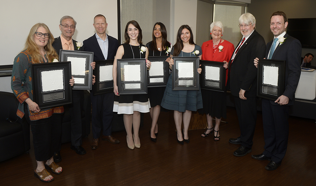 2016 Legends and Leaders Award Recipients