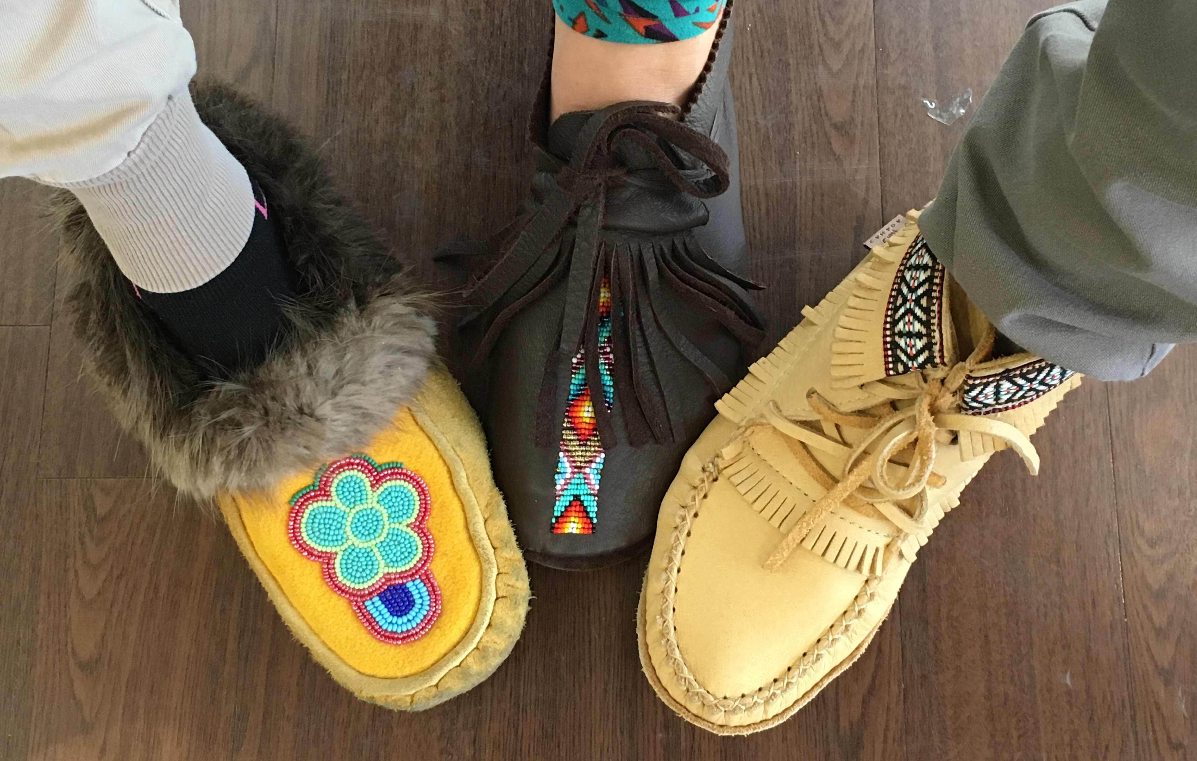 Rock Your Mocs at OISE