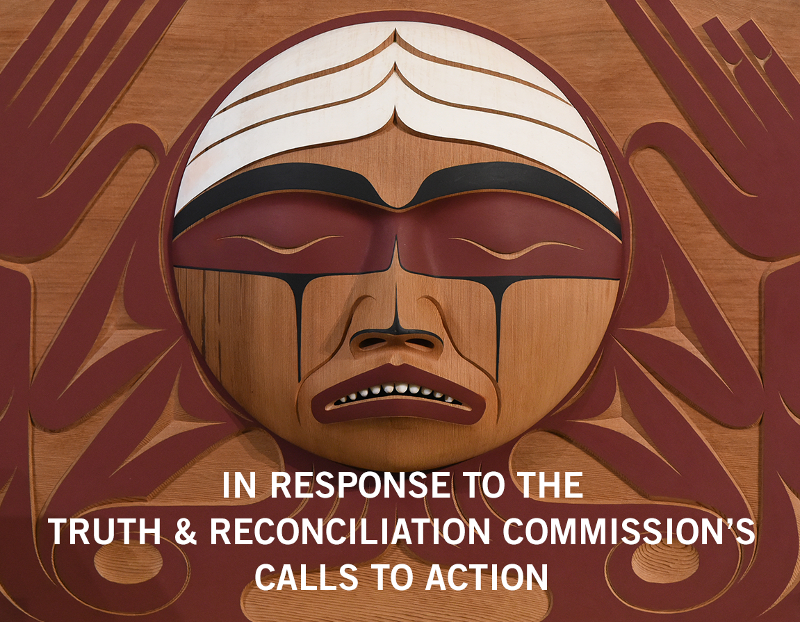 OISE responds to the Truth and Reconciliation Commission's Calls to Action
