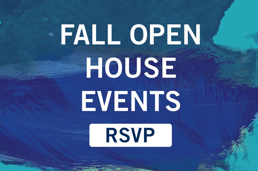 Learn more about OISE's graduate programs at our upcoming open house events.