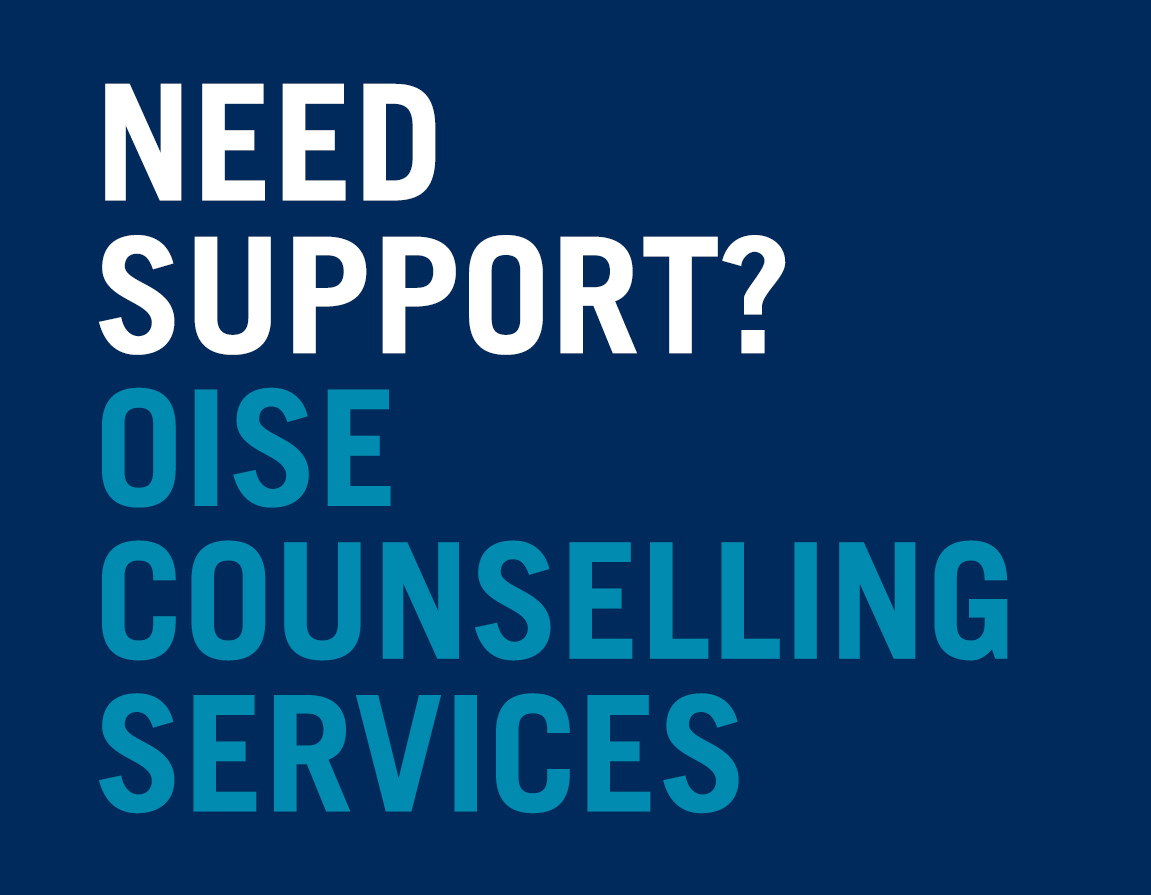Many students encounter personal, health or situational circumstances that interfere with their studies. The first thing to realize is that you're not alone. We're here to help. Learn more about counselling services on campus.