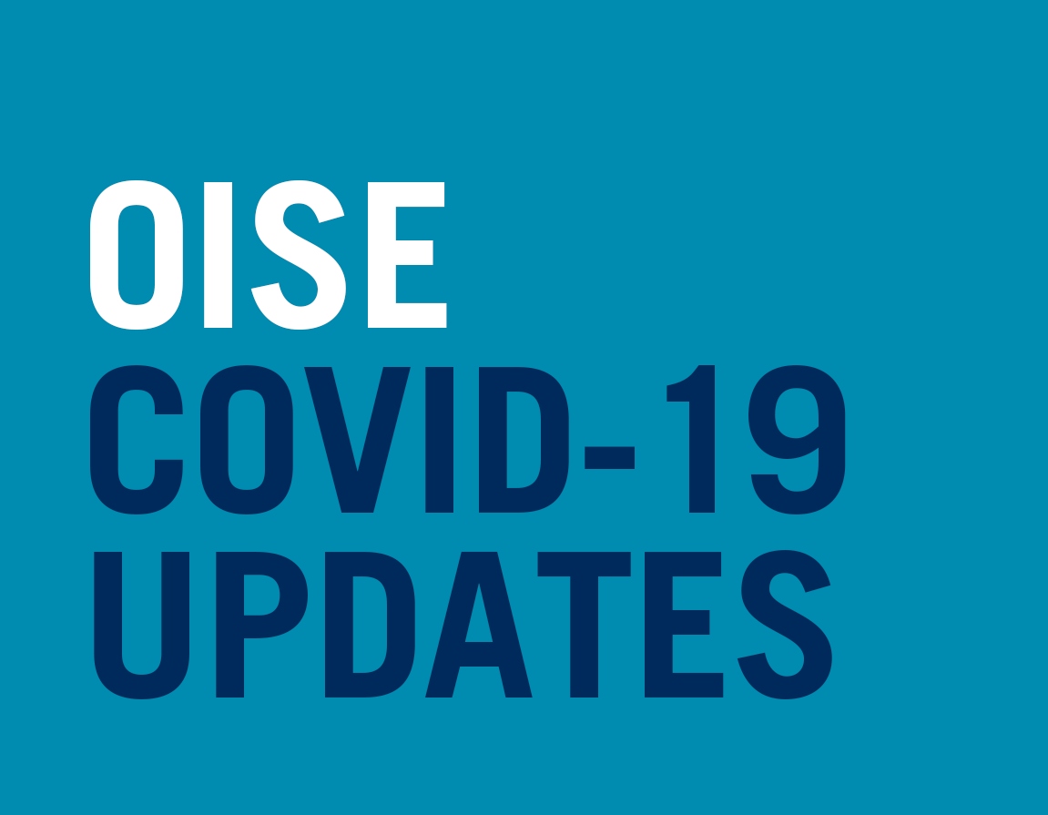 Important COVID-19 update from Dean Glen A. Jones