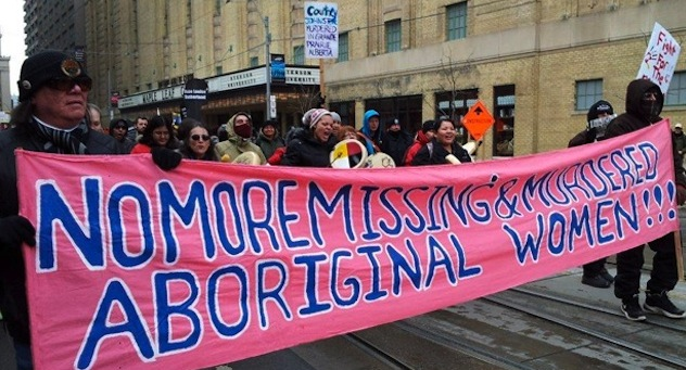 No more missing Aboriginal