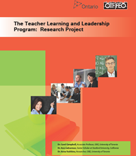 Teacher Learning and Leadership Program: Full Report