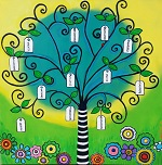 Tree of Knowledge by Marisol D'Andrea