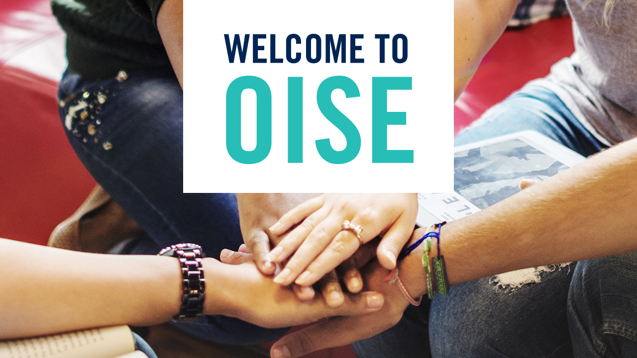 Welcome To OISE