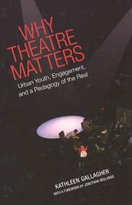Why Theatre Matters Book Cover Image