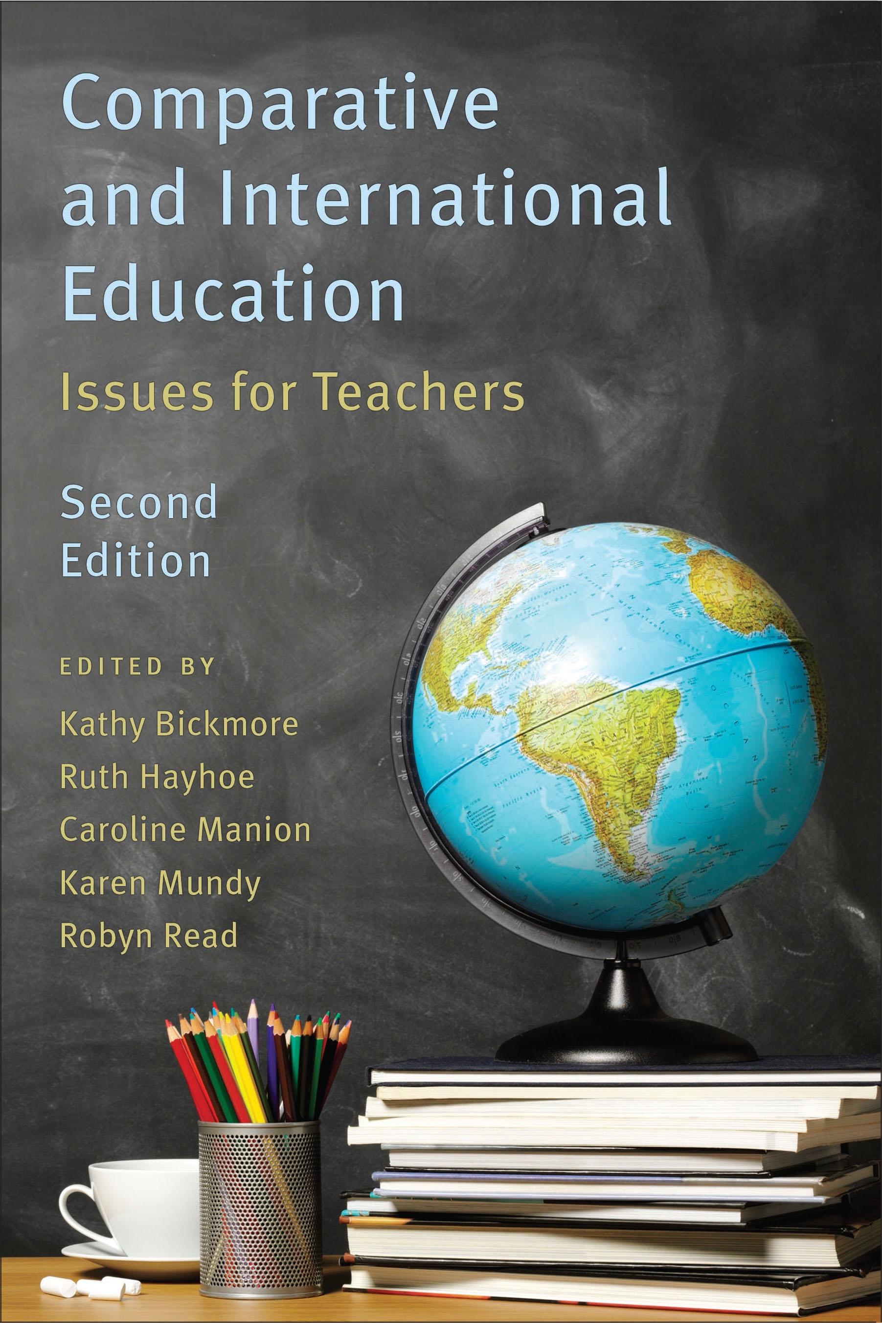 CIE Issues for Teachers Book Front Cover