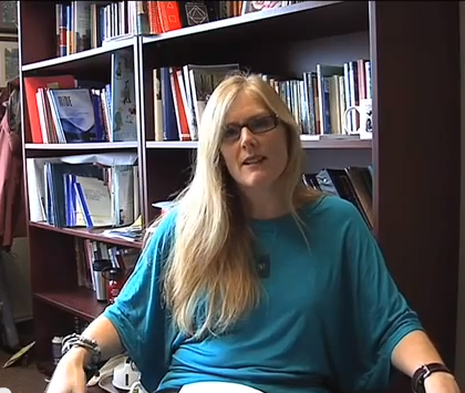 Dr. Gallagher is interviewed about her work on the PICSF project.